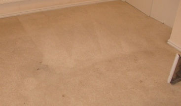 Domestic Carpet Cleaning in Bargoed. Light colour bedroom carpet